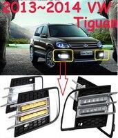 VW Tiguan Daytime Light 2013 2015 Free Ship LED VW Tiguan Fog Light 2ps Set Tiguan