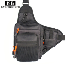 Fly Fishing Satchel Bag Multi-Purpose  Shoulder Messenger Outdoor Sport Bags Pesca Fishing Tackle Bag