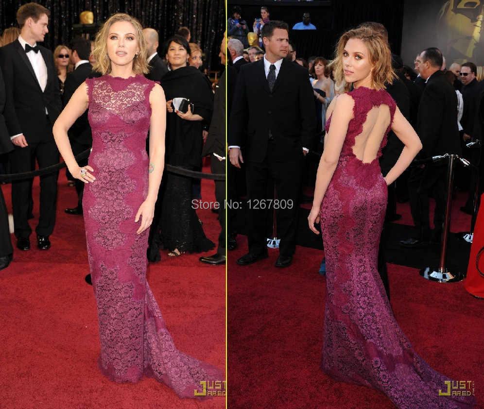 Through see scarlett johansson Scarlett Johansson's