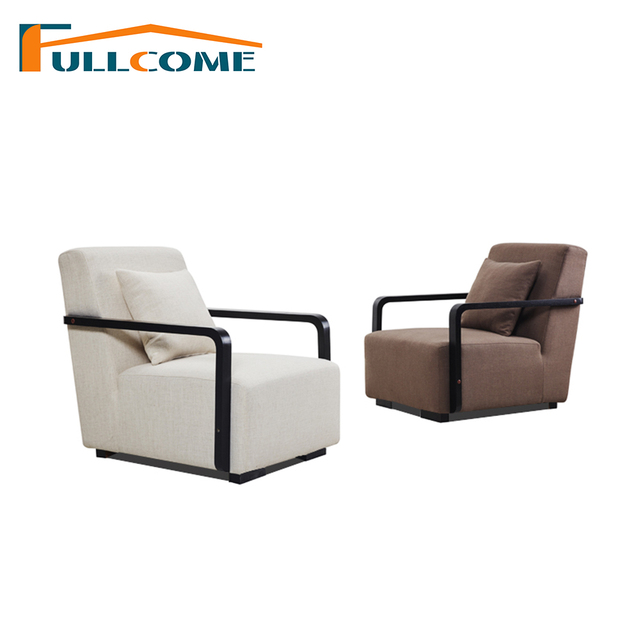 Awesome Us 500 0 Leisure Home Furniture Modern Leather Scandinavian Sofas Chair Living Room Furniture Single Chair Fabric Chair Wood Based In Living Room Creativecarmelina Interior Chair Design Creativecarmelinacom