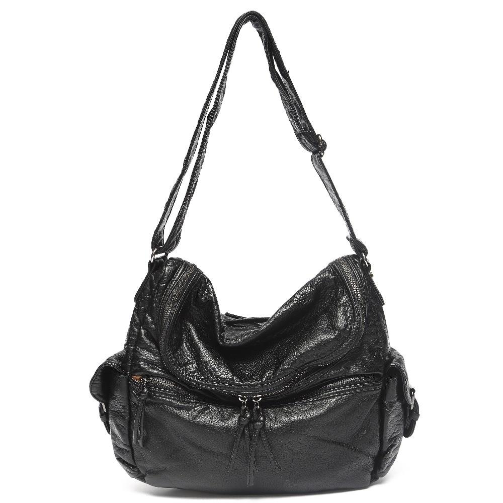 New Brand Bag Handbags Famous Brands Soft Leather Women Handbag Ladies Shoulder Bag Tote Female Messenger Crossbody Bags Satchel Посланник