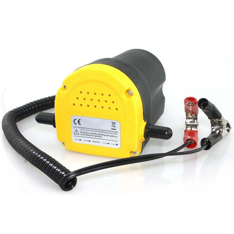12V Oil Diesel Fluid Sump Extractor Scavenge Exchange Transfer Pump font b Car b font Boat