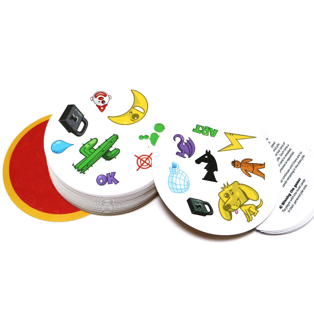 2020 spot board games for kids like it playing cards English version most classic cards game(China)