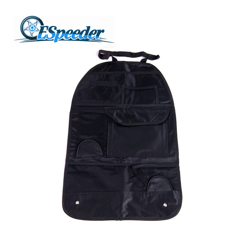 espeeder car multi pocket storage organizer arrangement bag back
