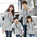 2015 Fashion Hoodies Family Clothing Tops Mother and Daughter Clothes Father and Son Clothing Family Matching Outfits AL05