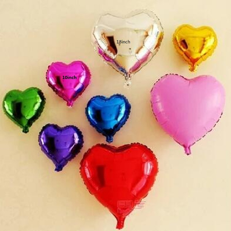 Balloons wedding decoration globos foil 28 images for Decoration maison aliexpress
