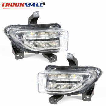 Clear Lens Switchback LED Daytime Running Lamp For Jeep Renegade 2015-2018 High Power LED White DRL & Amber Turn Signal Lamps - DISCOUNT ITEM  9% OFF All Category
