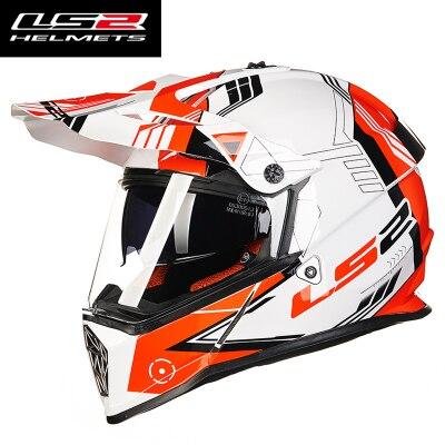 2016 new off road font b helmet b font LS2 MX436 motorcycle font b helmet b