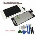 Um quanlity para iphone 5 5g display lcd touch screen com digitador + Camera + Botão Home + Abra Ferramentas Assembléia Grátis grátis