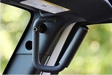Free Shipping Front Grab Handle Wild Boar GraBars Hard Mount Solid STEEL For  Wrangler JK 07-15