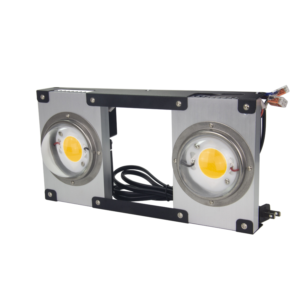 CXB3590 Citizen 048-1212 100W 200W COB  LED Grow Light Full Spectrum Plant Grow Lamp For Indoor Greenhouses Hydroponic Plants