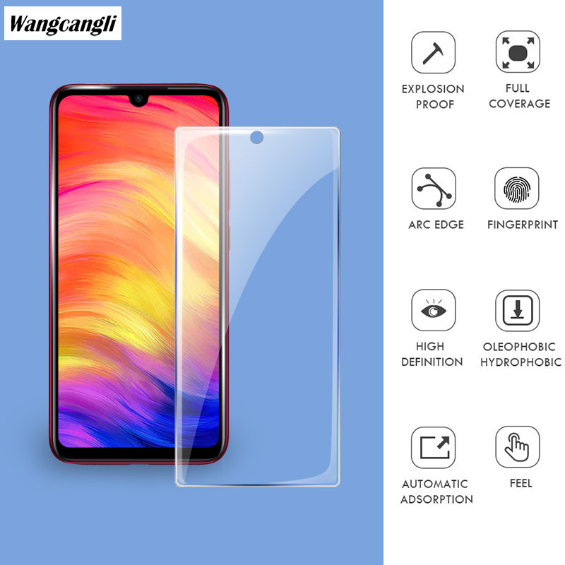 <font><b>tempered</b></font> <font><b>glass</b></font> for <font><b>xiaomi</b></font> <font><b>redmi</b></font> note 7 <font><b>glass</b></font> for <font><b>xiaomi</b></font> <font><b>redmi</b></font> note <font><b>4</b></font> <font><b>glass</b></font> Explosion-proof screen protector for <font><b>redmi</b></font> note 7 pro image