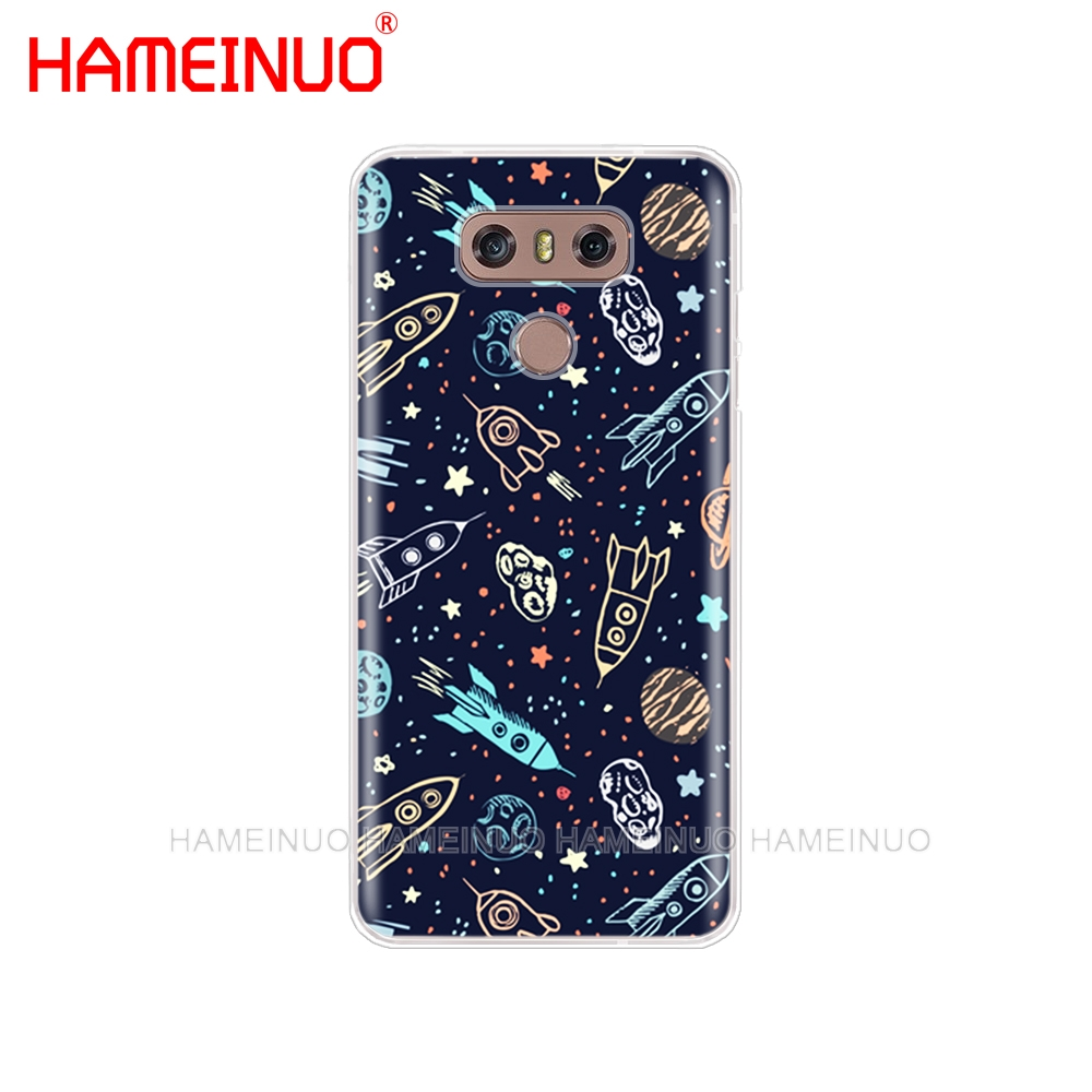 Phone Bags & Cases Hameinuo Space Love Sun And Moon Star Drawing Phone Cover For Lg G7 Q6 G6 Mini G5 K10 K4 K8 2017 2016 X Power 2 V20 V30 2018