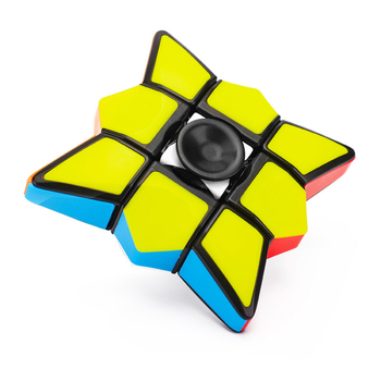 Best-seller Magic Cubes Single-order Shaped Rotating Smooth Puzzle Fun Children's Entertainment Toys Sale 1