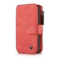Luxury Quality Leather Case For IPhone 5 5S SE New Multi Functional 2 In 1 Leather