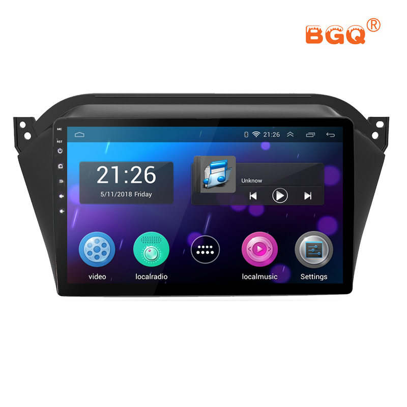 9 inch DA Screen Android 6 0 font b Car b font DVD Player GPS for