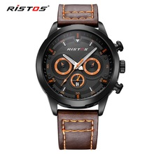 Mens Watches Top Brand Luxury Watch Quartz Sport Watch Men Leather Military Army Watches Waterproof Male Clock Relogio Masculino