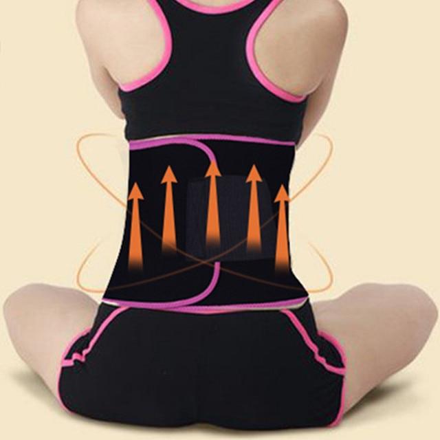 Men's Waist Trimmer Slimming Belt Corsets Body Shapers Belts Slim Girdle Modeling Strap Abdomen Fat Burning Tummy Waist Trainer 1