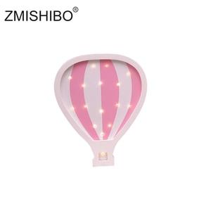 Image 4 - ZMISHIBO Eye catching Night Light Girl Style Castle Cake Car Rainbow Children Lamps Kids Baby Bedroom Home Decorative Lighting