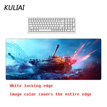 лучшая цена XGZ Battlefield V Mousepad Gamer Game Mouse Pad Keyboard Pc Player Office Desk Pad To Laptop Gaming Mouse Mat 40x90 Xxl Mats