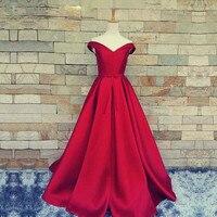 Red Carpet Balu Długie Suknie Z Pasem Sexy V Neck Ball suknie Lace Up Otwarte Powrót Suknia Ślubna W Stylu Vintage Strona Wieczorowe Rzeczywistym zdjęcia