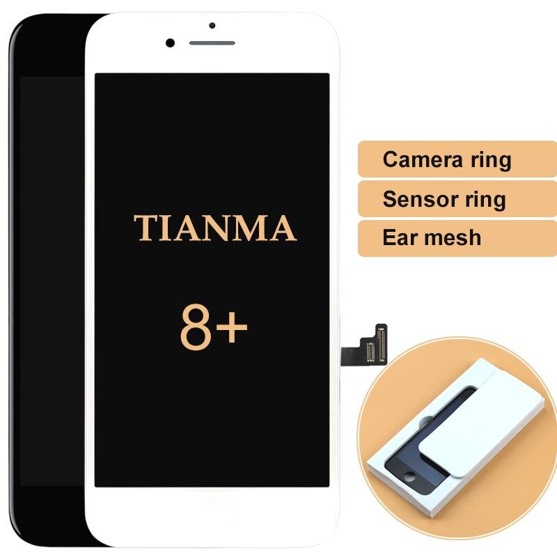 5 pcs สำหรับ iphone 8 plus LCD คุณภาพสูงสำหรับ Tianma จอแสดงผล Touch Screen Digitizer Assembly เปลี่ยนผู้ถือกล้อง-ใน จอ LCD โทรศัพท์มือถือ จาก โทรศัพท์มือถือและการสื่อสารระยะไกล บน AliExpress - 11.11_สิบเอ็ด สิบเอ็ดวันคนโสด 1
