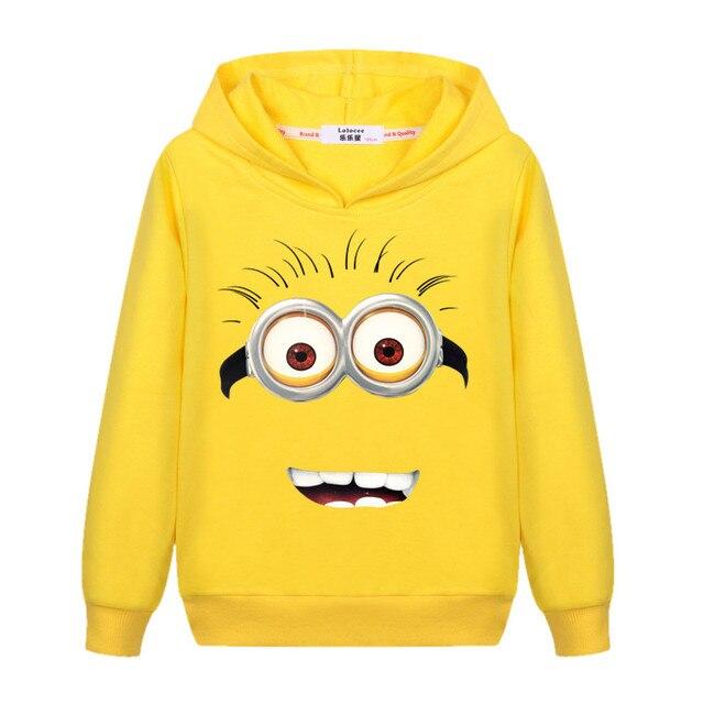 836602baa Children Brand Cartoon Anime Figure Hoodies Kids Thin Basic Coat ...