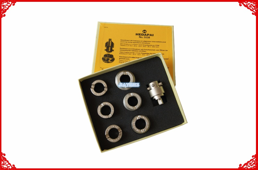 Watch tool 5538 Case Opener Dies Adaptor for 5700 Oyster Watch Case Opener