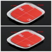 NEW 1pcs Red Black Blue H STEERING WHEEL TYPE A B Emblem 54mm x 44mm 50mm x 40mm  For S2000 CIVIC ACCORD FA5 FD2 FG1 FG2 Type-R