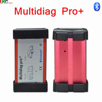 Single Broad Multidiag CDP PRO 2014.2/2015.3 with bluetooth Multidiag Pro+ TCS CDP Diagnostic Scanner OBD Scanner shipping free
