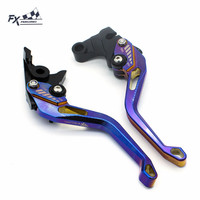 CNC 3D Electroplate Rhombus Motorcycle Brake Clutch Lever For Yamaha TMAX500 2001 2010 2002 2003 2004 Tmax 500 Accessories