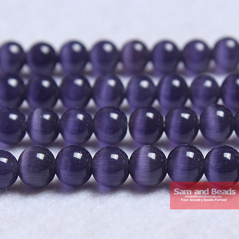 top 9 most popular purple stone strand ideas and get free
