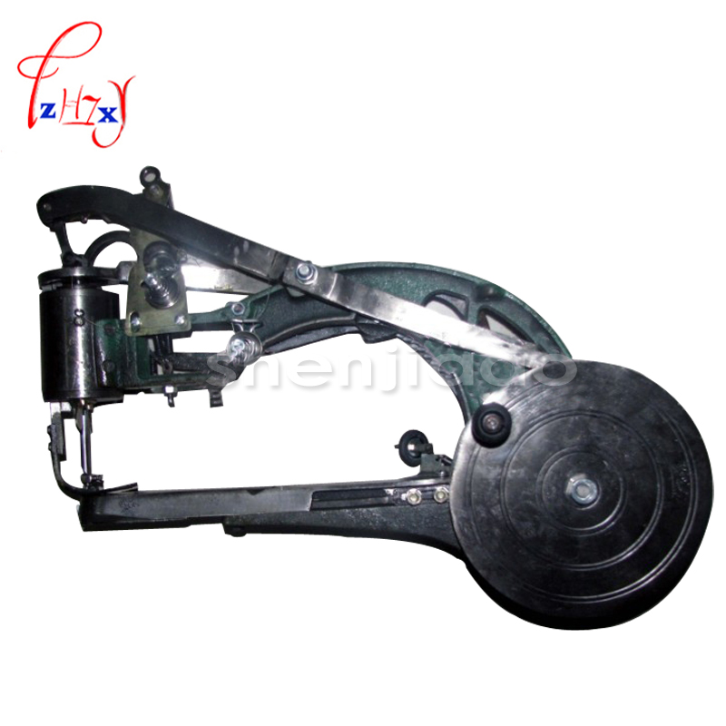 1pcs New Manual Industrial Shoe Making Sewing Machine Equipment new manual shoe making sewing machine