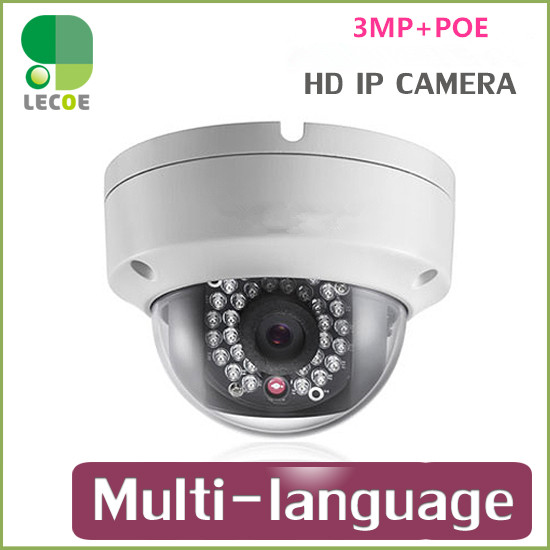 ФОТО New Arrival  DS-2CD2135F-IS Replace DS-2CD2132F-IS DS-2CD3132-I 1080P3MP Audio Alarm I/O POE IP camera TF Card Sl