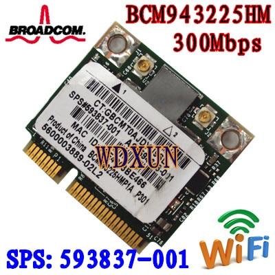 BROADCOM 43225 DRIVERS WINDOWS XP