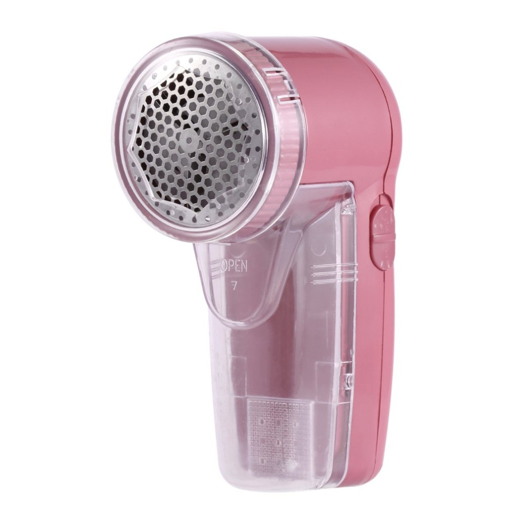Portable Electric Clothing Pill Shaved Wool Sweater Fabric Shaver Trimmer Fuzz Cloth Coat Lint Shaver Machine Remove Pellets