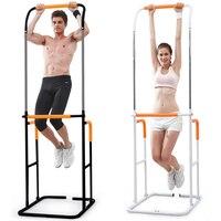 Multifunction Indoor single parallel bars, fitness training equipment