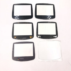 For Nintendo GameBoy Advance GBA System Glass Screen Lens Self Stick(China)