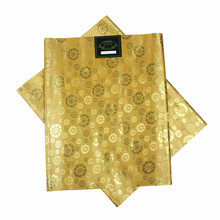 Nigerian gele headtie african SEGO HEADTIE 2pcs/set High Quality Many Colors Available Free shipping GOLD SL-1510