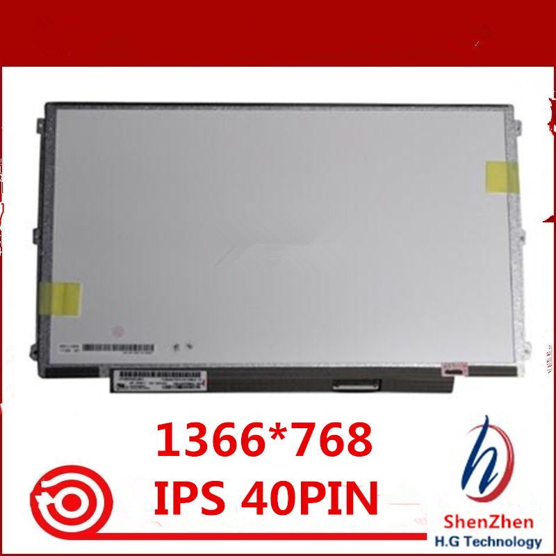 Original 12.5 IPS FOR <font><b>LENOVO</b></font> ThinkPad U260 K27 K29 <font><b>X220</b></font> X230 U260 X220i X220T X201T Laptop LED <font><b>LCD</b></font> SCREEN LP125WH2 SLB1 SLB3 image