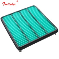 Car Air Filter Fit For Toyota Tundra 5.7 Model 2007 2010 Today LAND CRUISER 200 4.7 Model 2008 Today Car Accessoris Filter