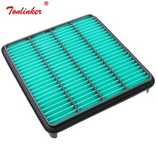 Car Air Filter 17801 38030 Fit For Toyota Tundra 5.7 Model 2007 2010 Today LAND CRUISER 200 4.7 Model 2008 Today Car Accessoris