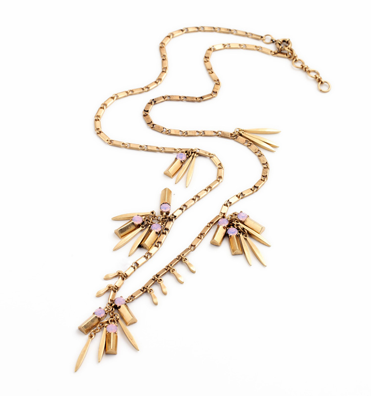 Designer Jewerly Crystal Personality Luck Major Suit Accessories