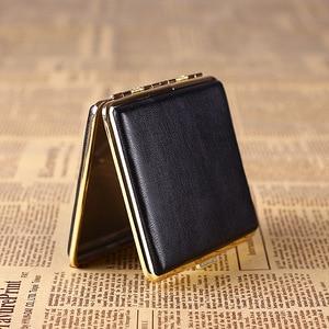 Image 5 - IMCO 원래 담배 케이스 시가 상자 정품 가죽 담배 홀더 포켓 스토리지 컨테이너 흡연 담배 액세서리
