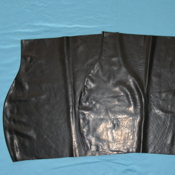 Sexy woman latex skirt 100% natural rubber fetish mini skirts exotic apparel costumes 5