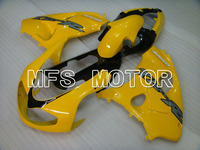 Dla Suzuki TL1000R 1998 1999 2000 2001 2002 2003 Wtrysk ABS Fairing zestawy TL1000R 98 99 00 01 02 03-Inne-Żółty/Czarny