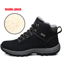 New Hot Style Men Hiking Shoes Winter Outdoor Walking Jogging Shoes Mountain Sport Boots Climbing Sneakers Free Shipping