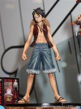 Luffy + Ace Figurine Set [2pcs]