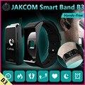 Jakcom b3 smart watch nuevo producto de satélite receptor de la tv vía satélite receptor decodificador de satélite antena combo v8 de oro