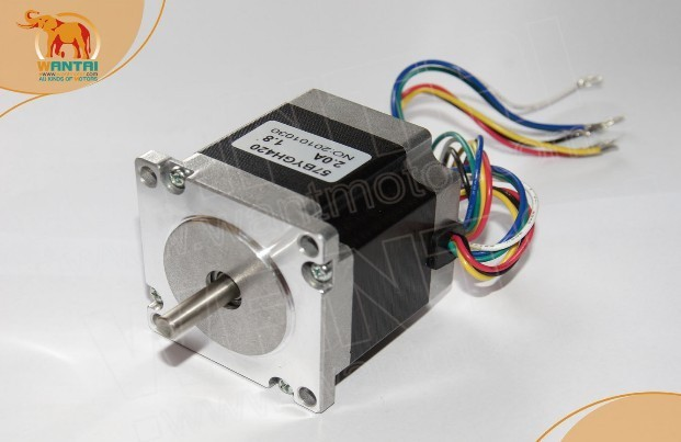 cnc router 1pc 56mm 2A 6Lead Wires Nema23 Stepper Motor 57BYGH420 90N.cm 12.6Kg.cm/185oz-in engraving,Free Ship to most countrycnc router 1pc 56mm 2A 6Lead Wires Nema23 Stepper Motor 57BYGH420 90N.cm 12.6Kg.cm/185oz-in engraving,Free Ship to most country